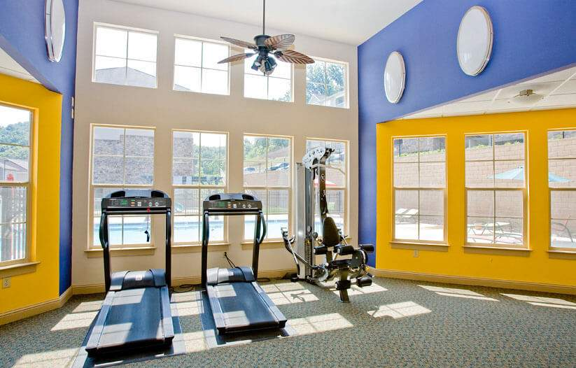 Apartments for Rent in Staunton Va with Fitness Center