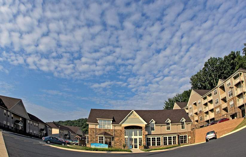 Big Sky Apartments Staunton Va