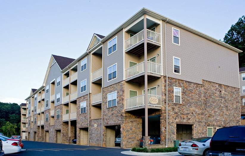 Big Sky Apartments in Staunton Va with Parking