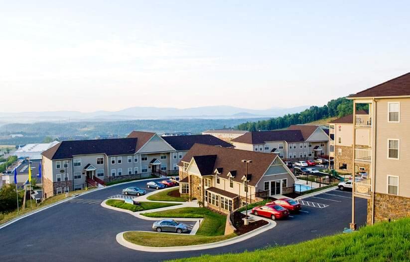 Big Sky Shenandoah Valley Apartments