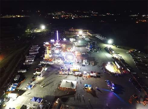 Augusta County Fair, Event in Staunton