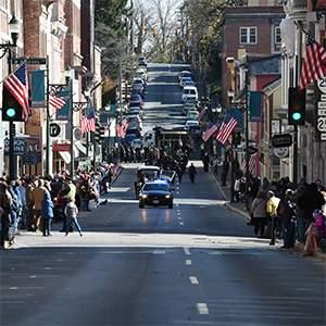 Staunton Veterans Day Parade