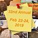 32nd Annual Western Virginia Sport Show